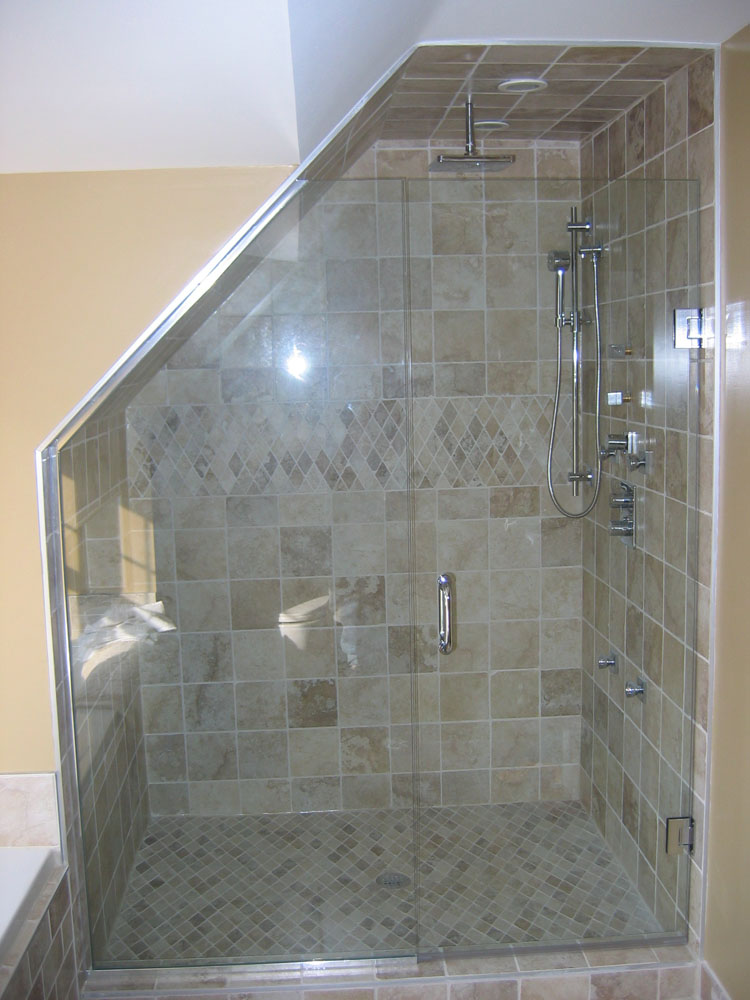 shower enclosure 18