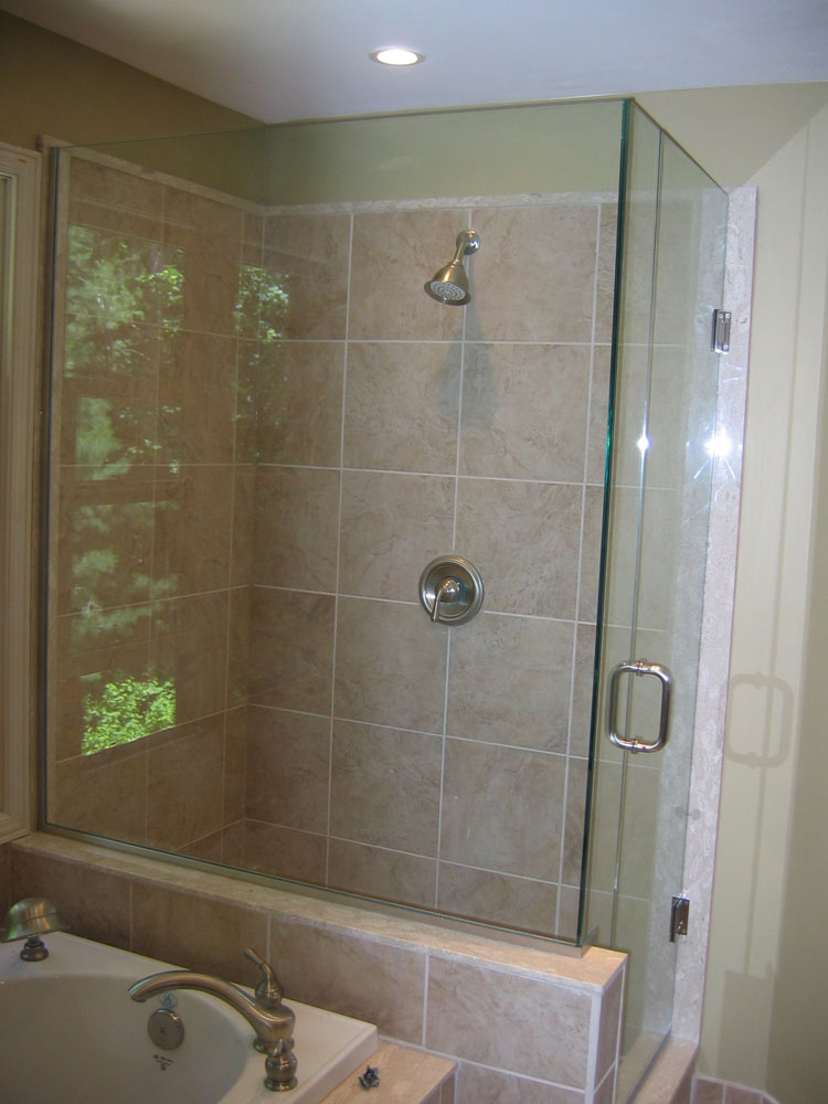 shower enclosure 24