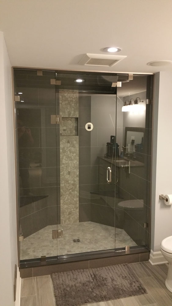 shower enclosure 153