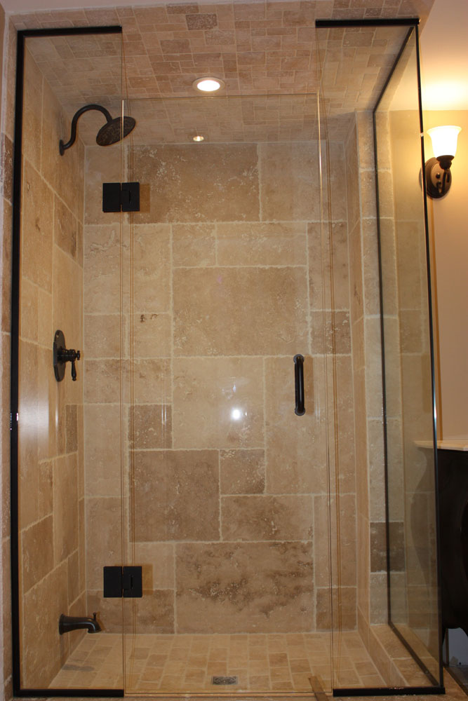 shower enclosure 42