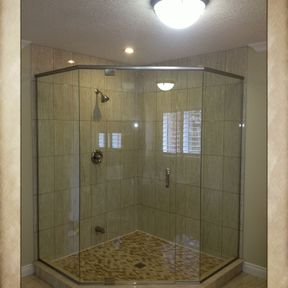shower enclosure 94
