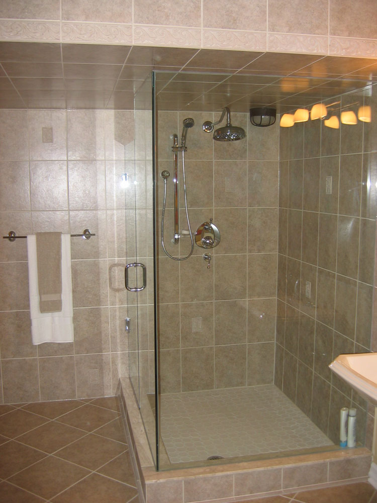 shower enclosure 13