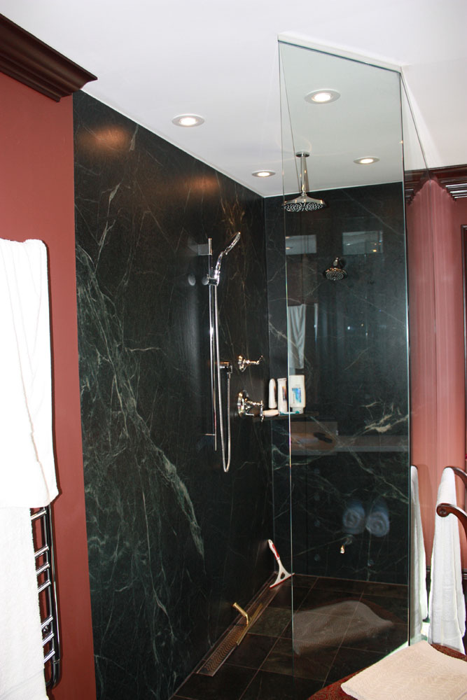 shower enclosure 43