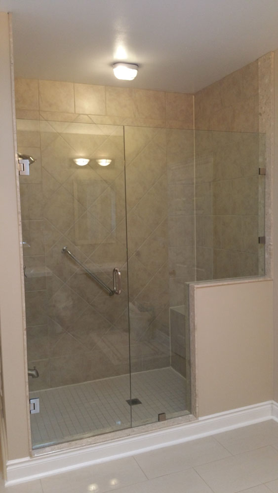 shower enclosure 151