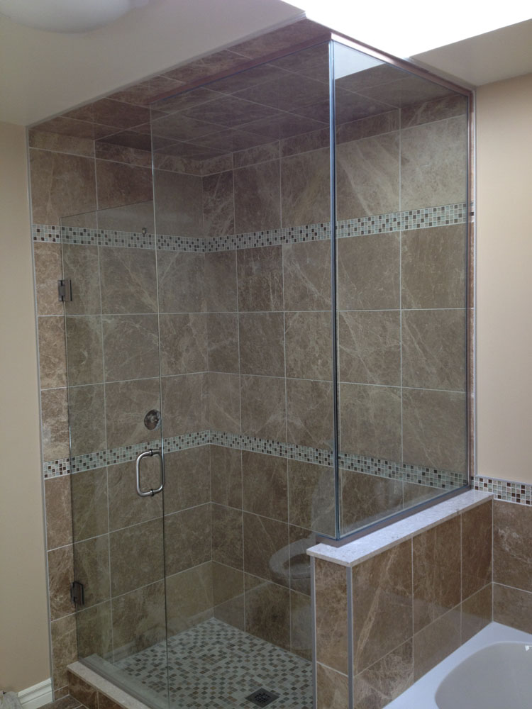 shower enclosure 144