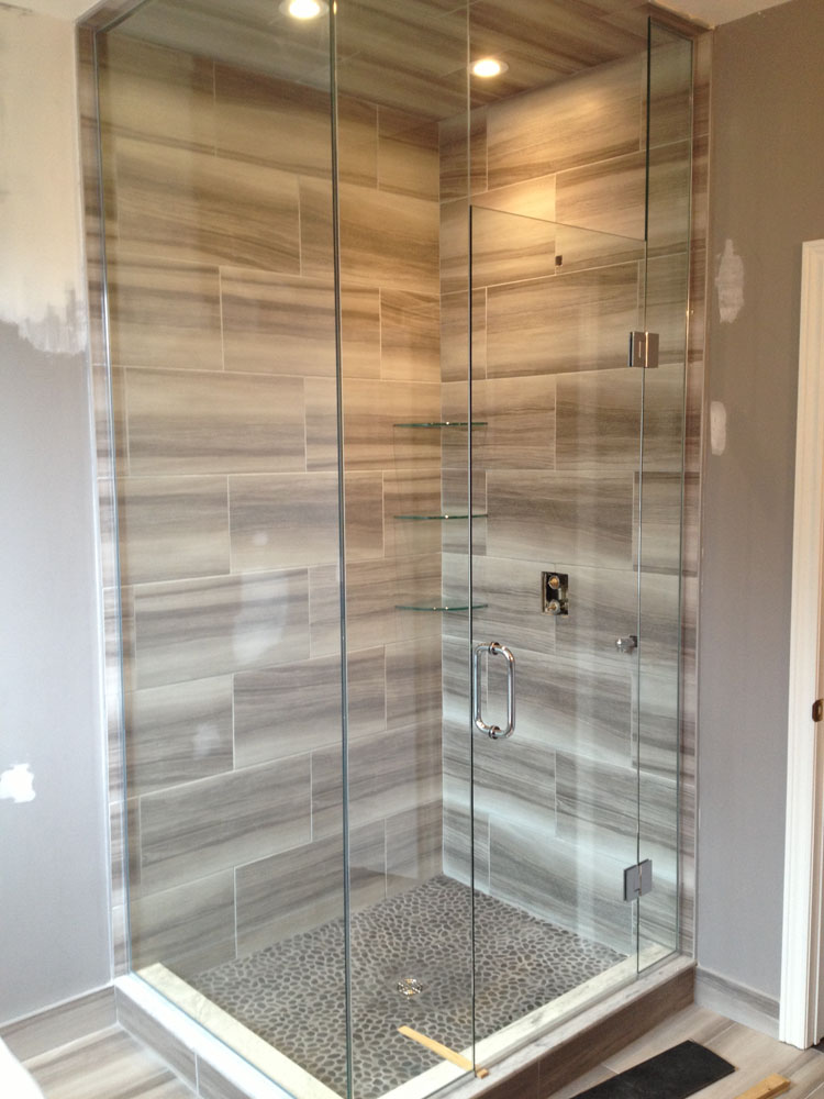 shower enclosure 134