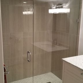 shower enclosure 150
