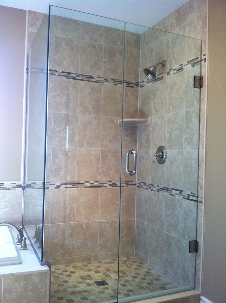 shower enclosure 97