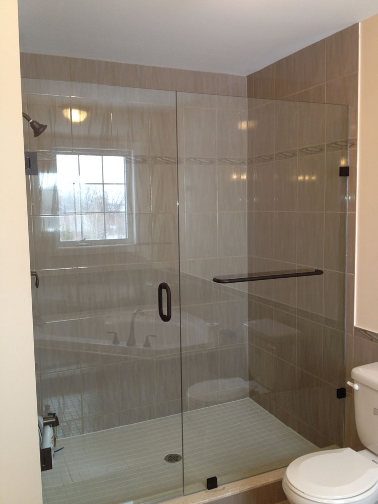 shower enclosure 128