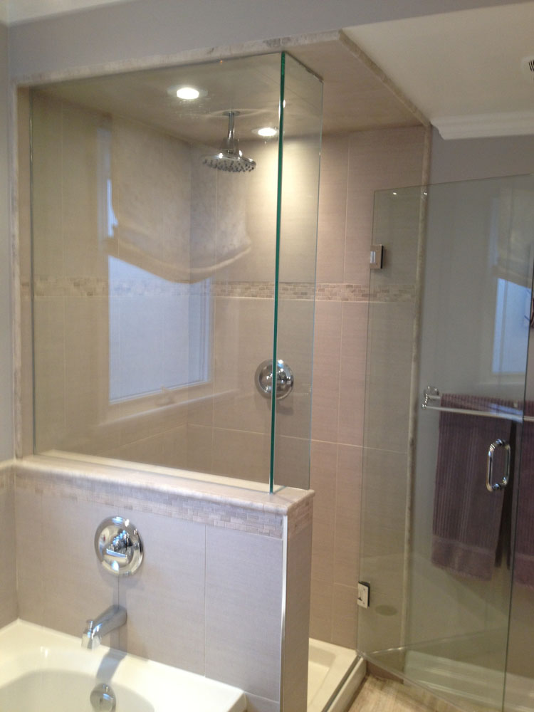 shower enclosure 133