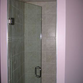shower enclosure 26