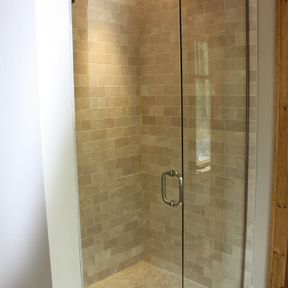 shower enclosure 36