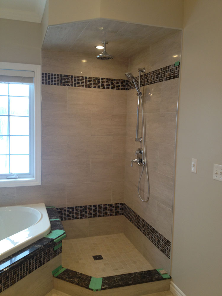 shower enclosure 58