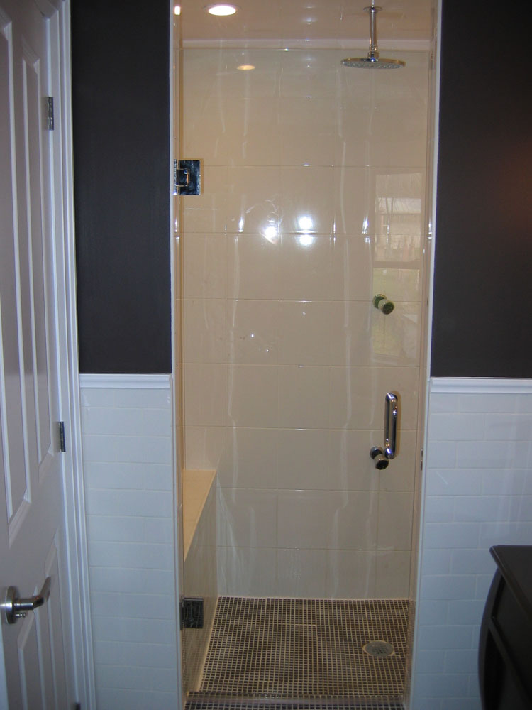 shower enclosure 19