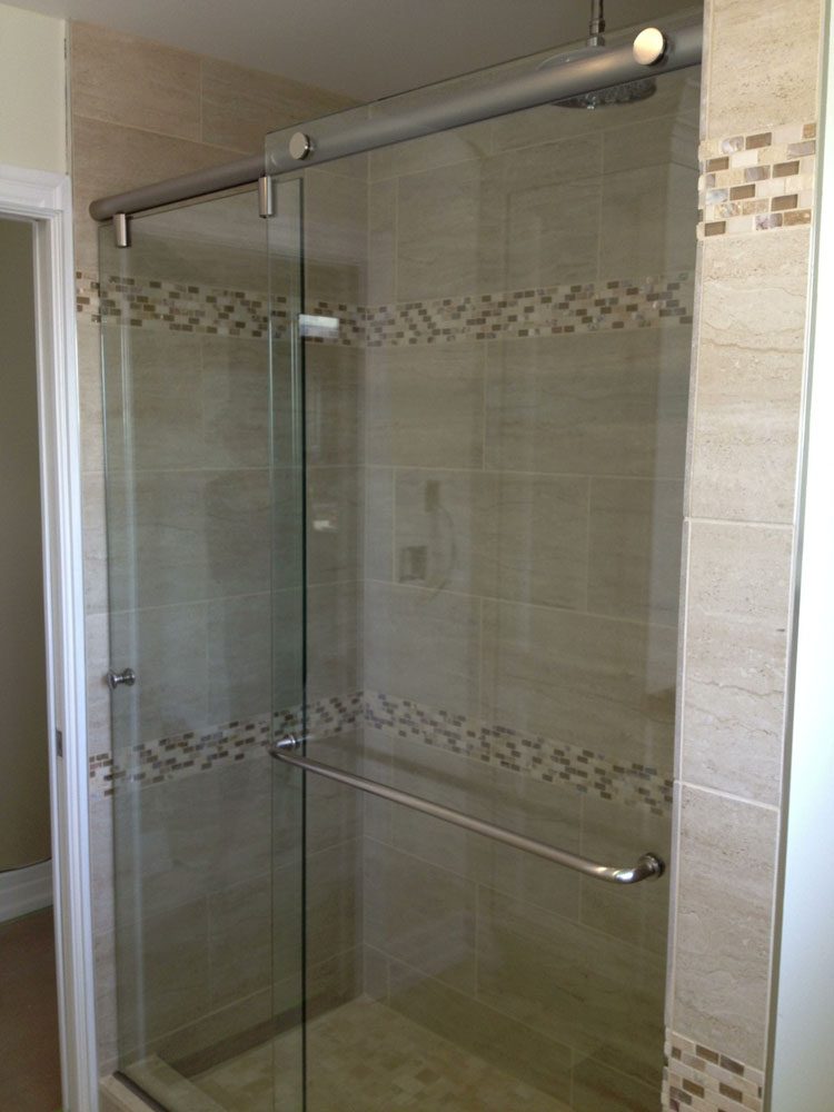 shower enclosure 91