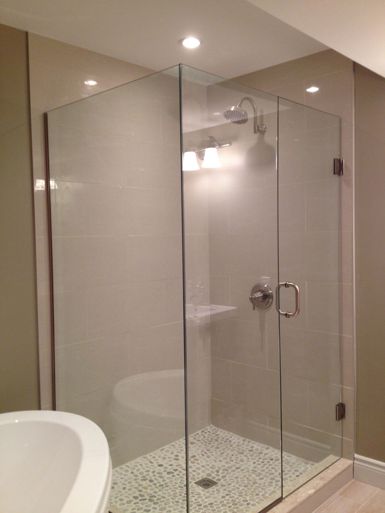 shower enclosure 119