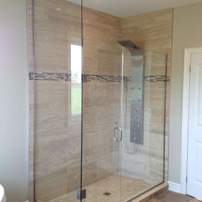 shower enclosure 120