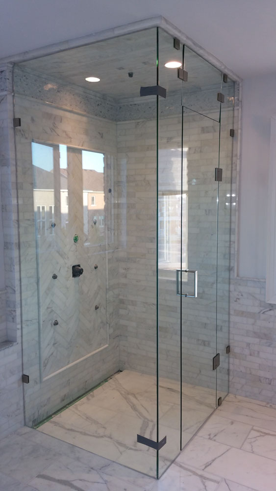 shower enclosure 138