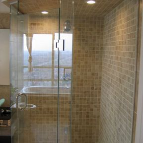 shower enclosure 15