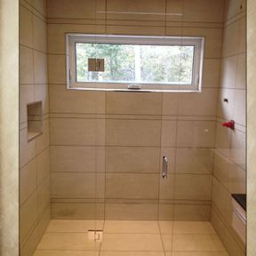 shower enclosure 125