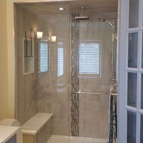 shower enclosure 146