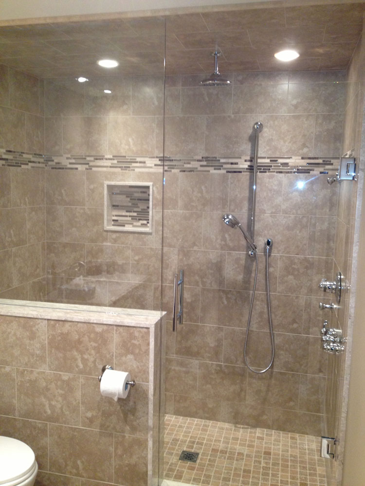 shower enclosure 109