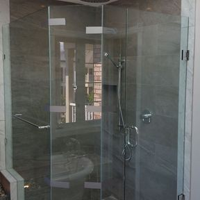 shower enclosure 157
