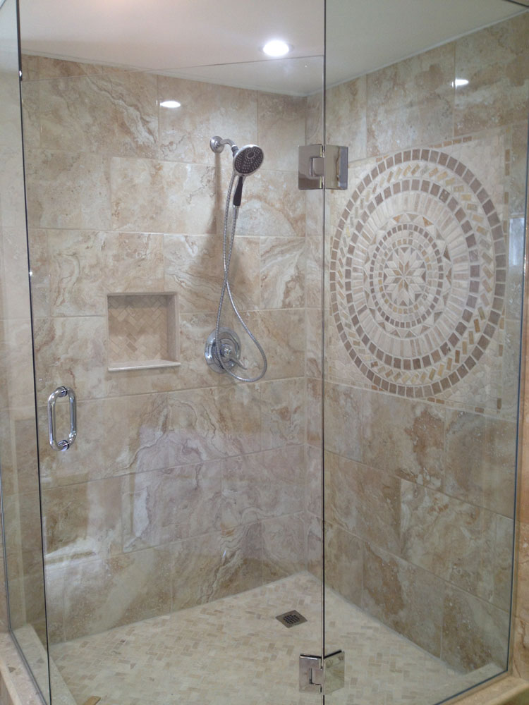 shower enclosure 63