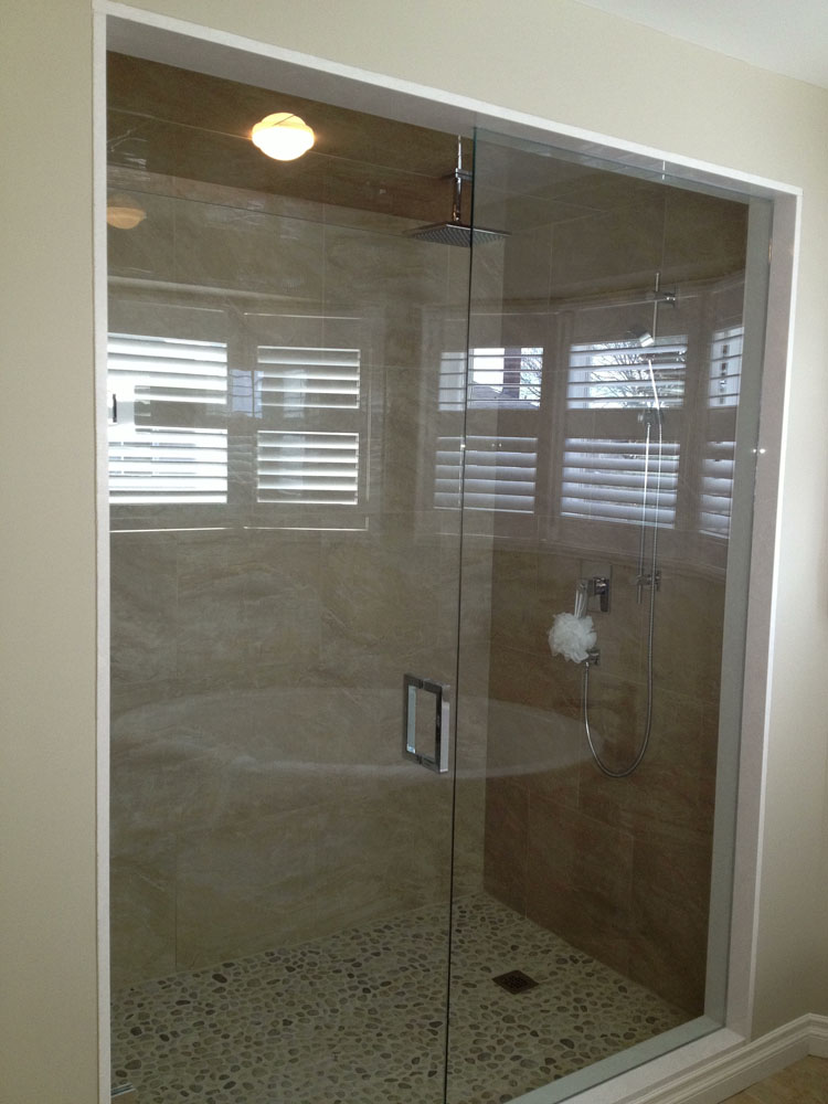 shower enclosure 82