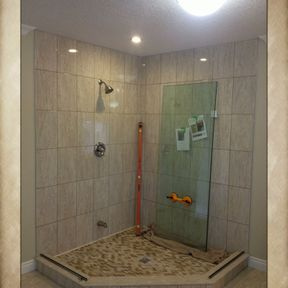 shower enclosure 93