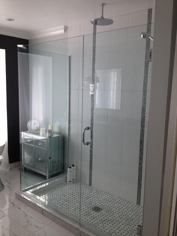 shower enclosure 131