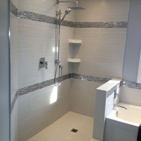 shower enclosure 129
