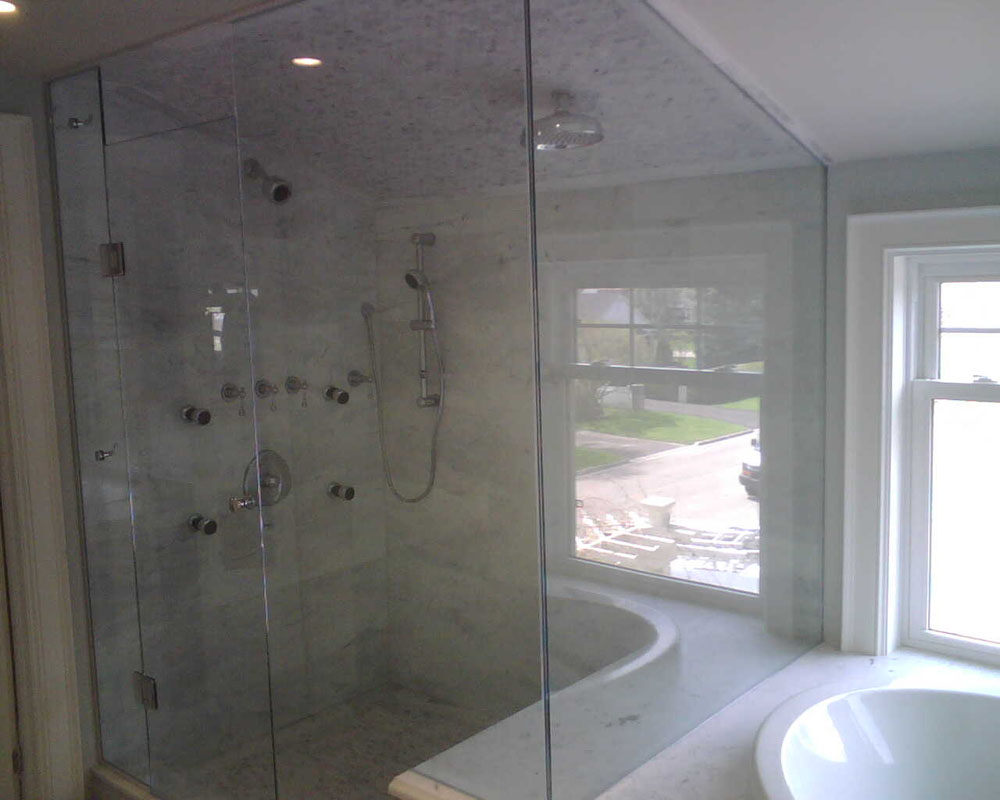 shower enclosure 140