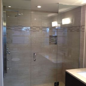 shower enclosure 62
