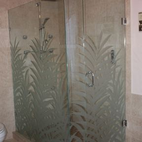 shower enclosure 47