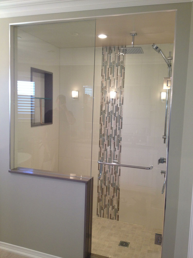 shower enclosure 49