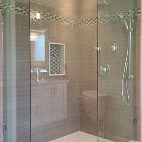 shower enclosure 158