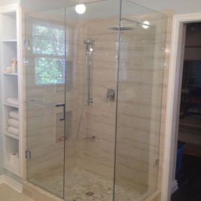 shower enclosure 52