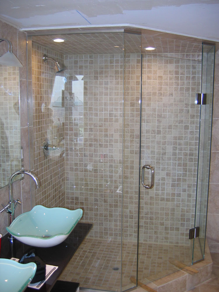 shower enclosure 16