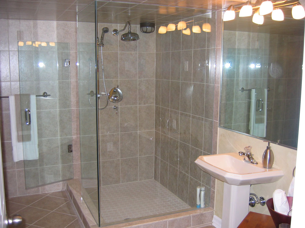 shower enclosure 11