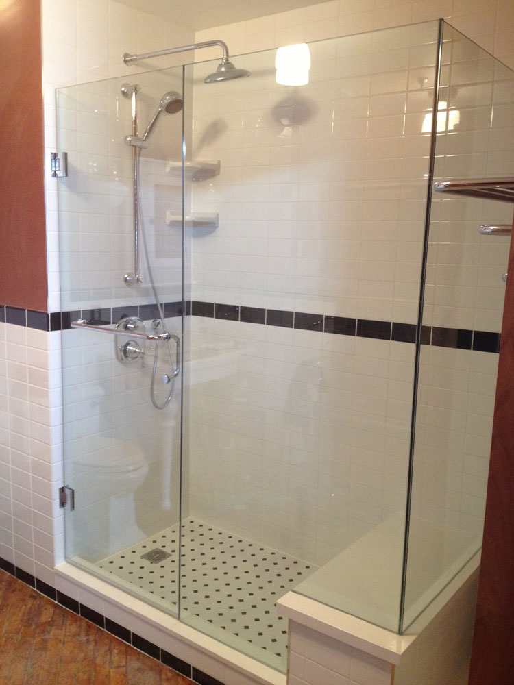 shower enclosure 61