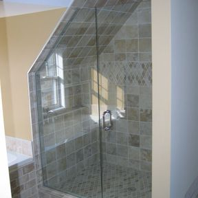 shower enclosure 17