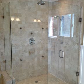 shower enclosure 113