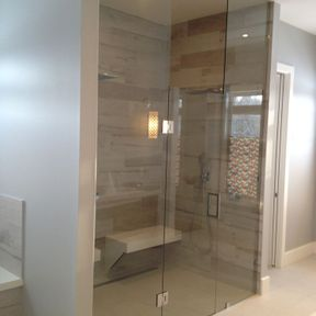 shower enclosure 127