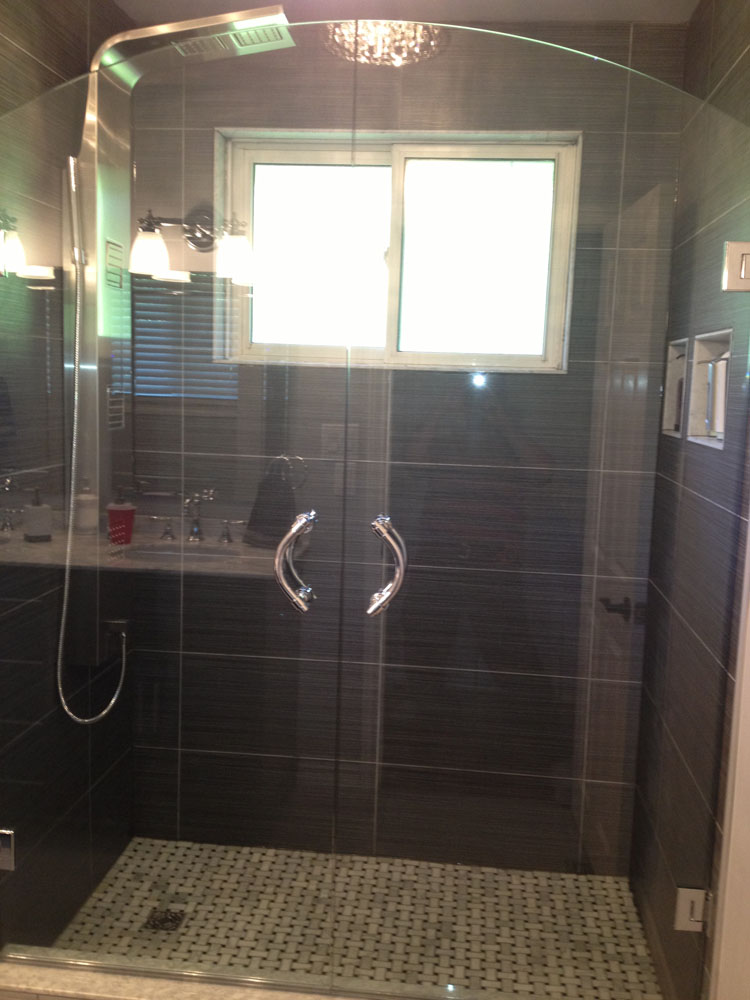 shower enclosure 111