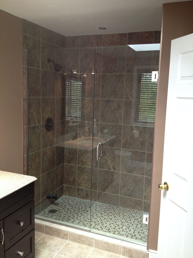 shower enclosure 90