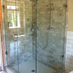 shower enclosure 96
