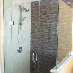 shower enclosure 103