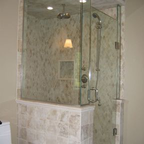 shower enclosure 28