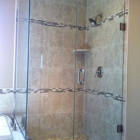 shower enclosure 143